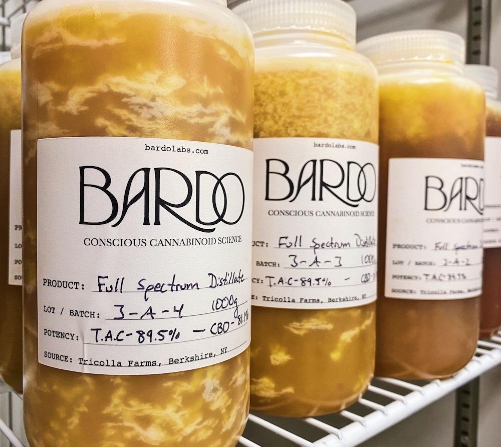 bardo-labs full-spectrum cbd distillate