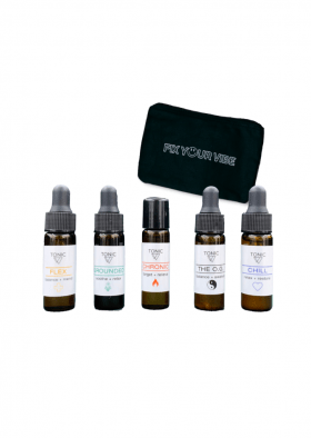 tonic flight sample multipack cbd