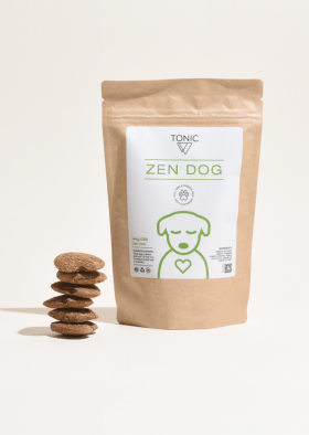 zen-dog tonic cbd dog-treats