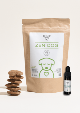 zen-dog grounded-tonic pet health cbd bundle