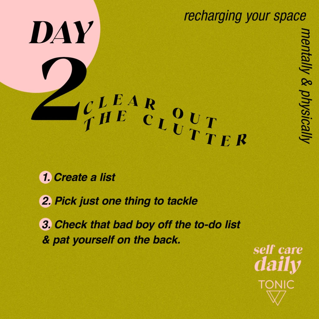 Self Care Daily