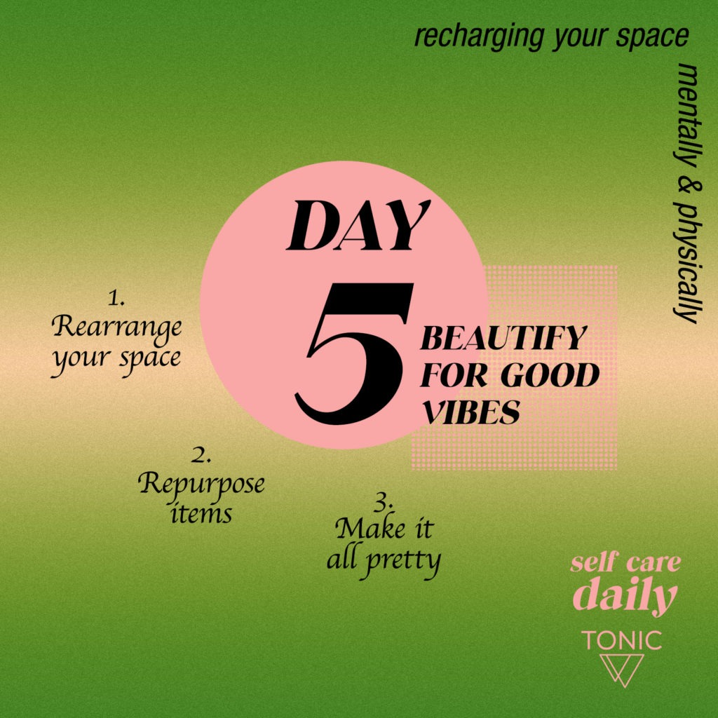 self care daily day 5