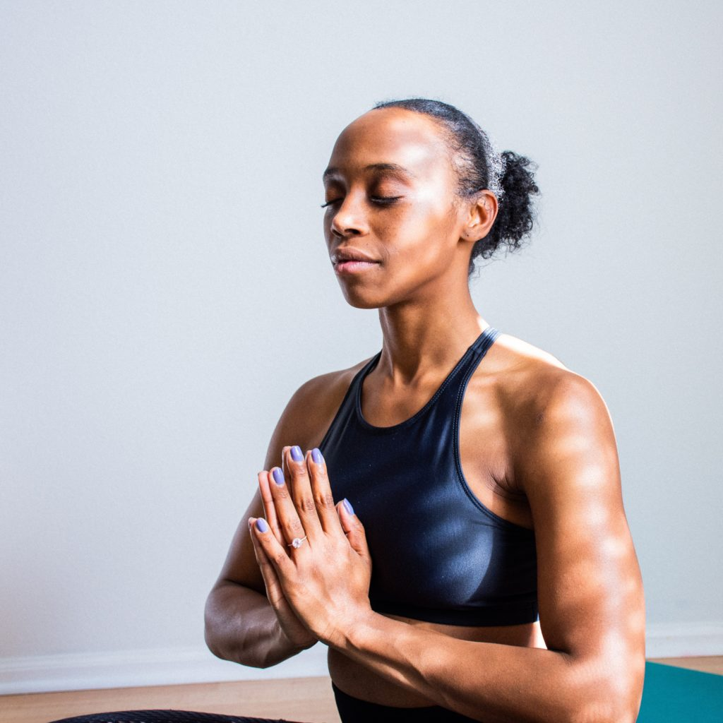 meditation self care daily